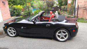 BMW Z4 3.0 SI Premium Package Sport Package