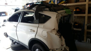 PARTING OUT MY 2015 Toyota RAV4 Limited SUV, Crossover