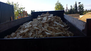 Firewood kindling for sale.