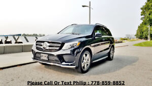 2016 Mercedes-Benz GLE350D SUV, Crossover
