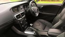 2017 Volvo V40 D2 (120) R DESIGN with Winter Manual Diesel Hatchback