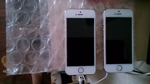 IPhone 5s for sale Rogers telus koodo bell Peterborough Peterborough Area image 4