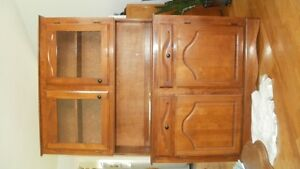 REDUCED!!  MUST GO!!  BUFFET AND HUTCH