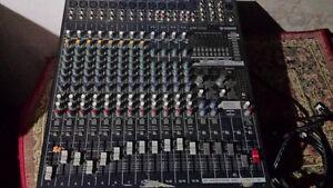 console yamaha emx5016cf  amplifié