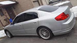 2006 G35 SEDAN