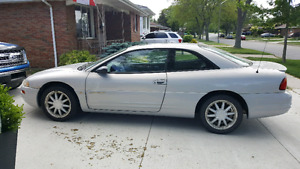 1997 sebring Lxi  with 63k