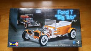 Ford modèle T de collection