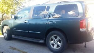 2006 Nissan Armada for sale (private sale)