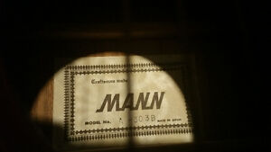 MANN 1970's Classic Acoustic Guitar! Kitchener / Waterloo Kitchener Area image 2