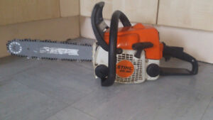 Chainsaw STIHL MS 180