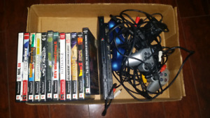 Ps2 system and games