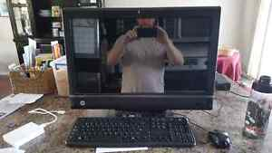 HP touchsmart 610 all in one PC