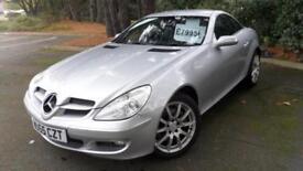 2005 (55) - Mercedes-Benz 3.5 auto SLK350 -