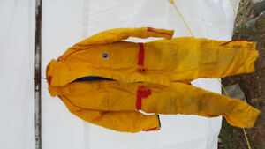 Mustang Floater survival suit