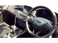 2015 Ford Focus 1.0 EcoBoost Zetec 5dr Manual Petrol Hatchback