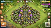 compte clash of clans lvl 117