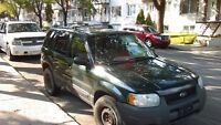 2004 Ford Escape 4x4 VUS