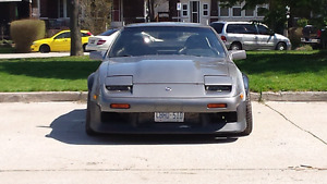 87 300Z T TOP . AUTO.  want it sold!