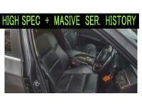2004 BMW 5 Series 525i TOURING SE 2.5 190 BHP [LEATHER/SATNAV] 5d Estate Petrol