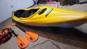 Pelican Double Kayak  Strathcona County Edmonton Area image 2