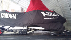 Yamaha deluxe custom snowmobile cover