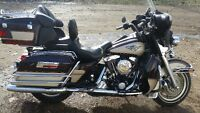 95th Anniversary Edition Harley Davidson Ultra Classic Limited
