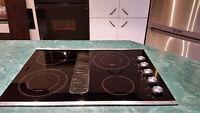 plaque de cuisson kitchen aid avec hotte integré