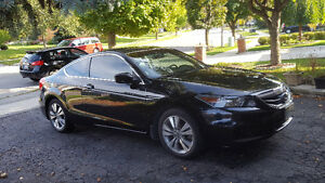 2011 Honda Accord EX-L Coupe (2 door) ONLY 84000 KM