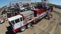 Cooper LTO 250 service rig
