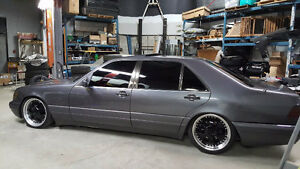 1996 Mercedes-Benz S-Class Sedan