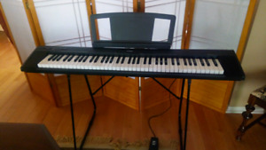 Yamaha portable electronic grand piano