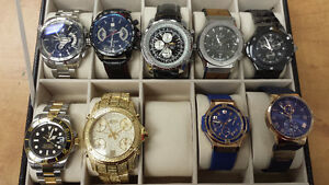 Rolex, Tag Heuer, Breitling, Hublot, Ulyse Nardin watch for sale
