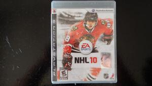 Jeu PS3 - NHL 10 - *Voir aussi mes autres annonces*