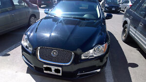 2011 Jaguar XF Luxury Sport Edition