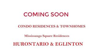 New Mississauga Condos & Townhomes VIP Sale   Mississauga Square