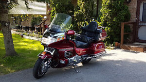 Canadian Edition Honda Goldwing