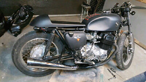 Price lowered 1976 Honda cb750 k four project cafe racer