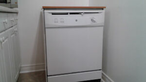 GE Portable Dishwasher excellent condition