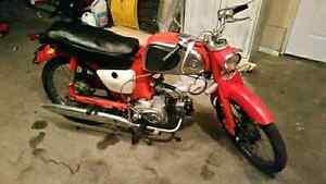 1965 Honda C114 Supersport 50cc