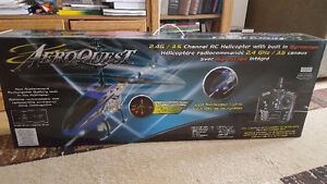 Aeroquest 2.4g 3.5 Channel RC Helicopter (Large)
