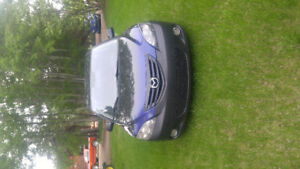 2004 Mazda3 Hatchback