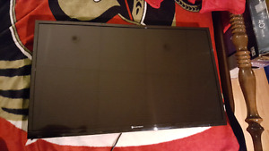 "40"" LED Element TV&Wall Mount $325 OBO"