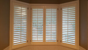 Window shutters different sizes