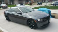 2007 BMW 3-Series 335I Convertible Sports Pkg