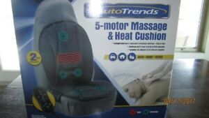 5 motor massage seat cushion