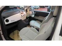 2012 FIAT 500 1.2 Lounge [Start Stop] Pan Roof BlueandMe Bluetooth