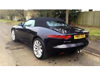 2015 Jaguar F-TYPE 3.0 Supercharged V6 S 2dr AWD Automatic Petrol Convertible