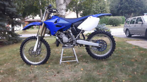 2002-2014 YZ125 YZ250 Plastics Kit Fenders Number Plates etc