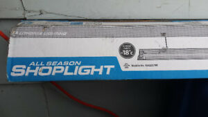 Florescent light all weather new in box