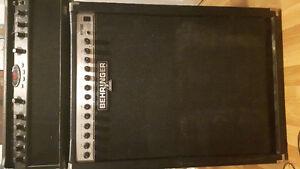 Behringer vampire lx1200h guitar amp head and behringer kx1200